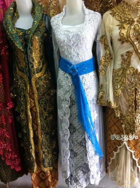Foto Model Baju Kebaya Terbaru