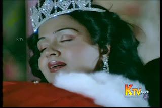radha hot saree satyaraj scene