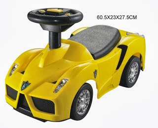 New Porsche Baby Car with Music & Light,RM90 only!!!
