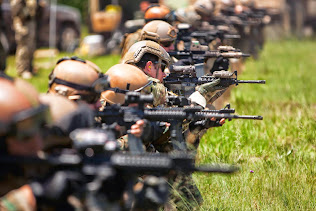 NATIONAL GUARD GREEN BERETS TRAIN WITH CHILEAN SOLDIERS