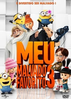 Filme Meu Malvado Favorito 3 - Legendado 2017 Torrent