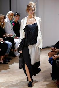 Yohji Yamamoto. París Fashion Week spring summer 2015