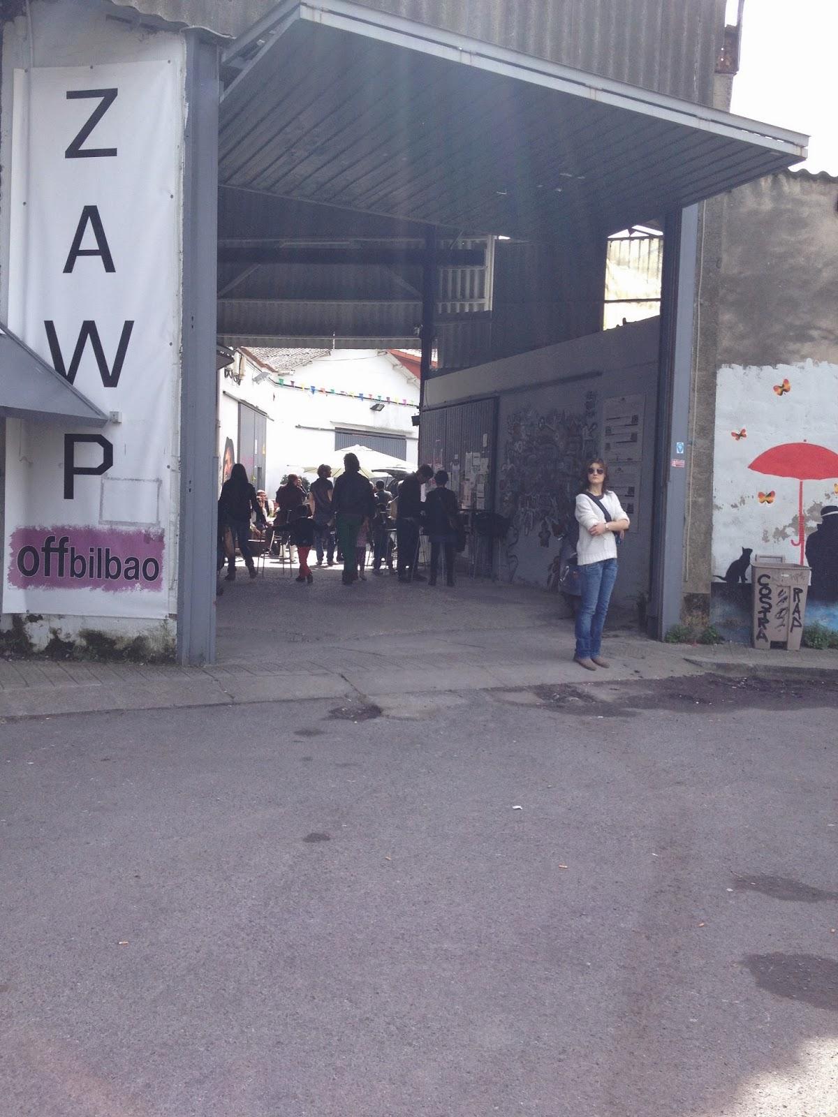 Zawp Bilbao entrada