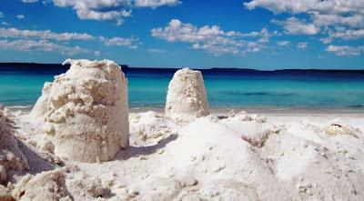 شاطئ هيام الأبيض