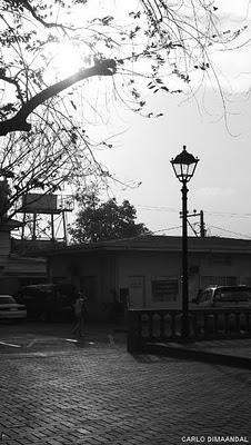 Basilica dela Immaculada Concepcion Street Light