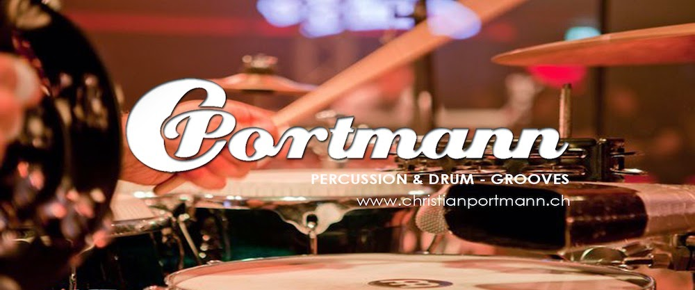 CPortmann - Drums Percussion