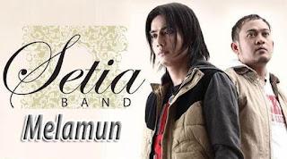 Lirik dan Chord(Kunci Gitar) Setia Band ~ Melamun