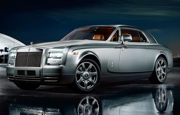 Rolls Royce Phantom Coupé Collection Aviator