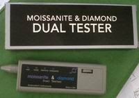 Moissanite & Diamond Dual Tester