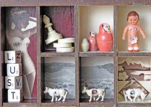 Galerie der Kessen Kästen