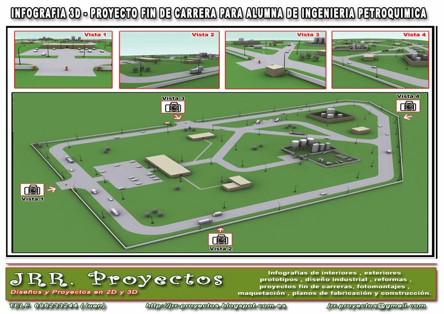 Jrr proyectos proyecto fin de carrera for Carrera de diseno industrial