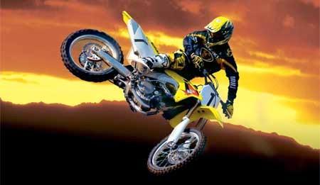 Gambar Motor Cross Terbaru