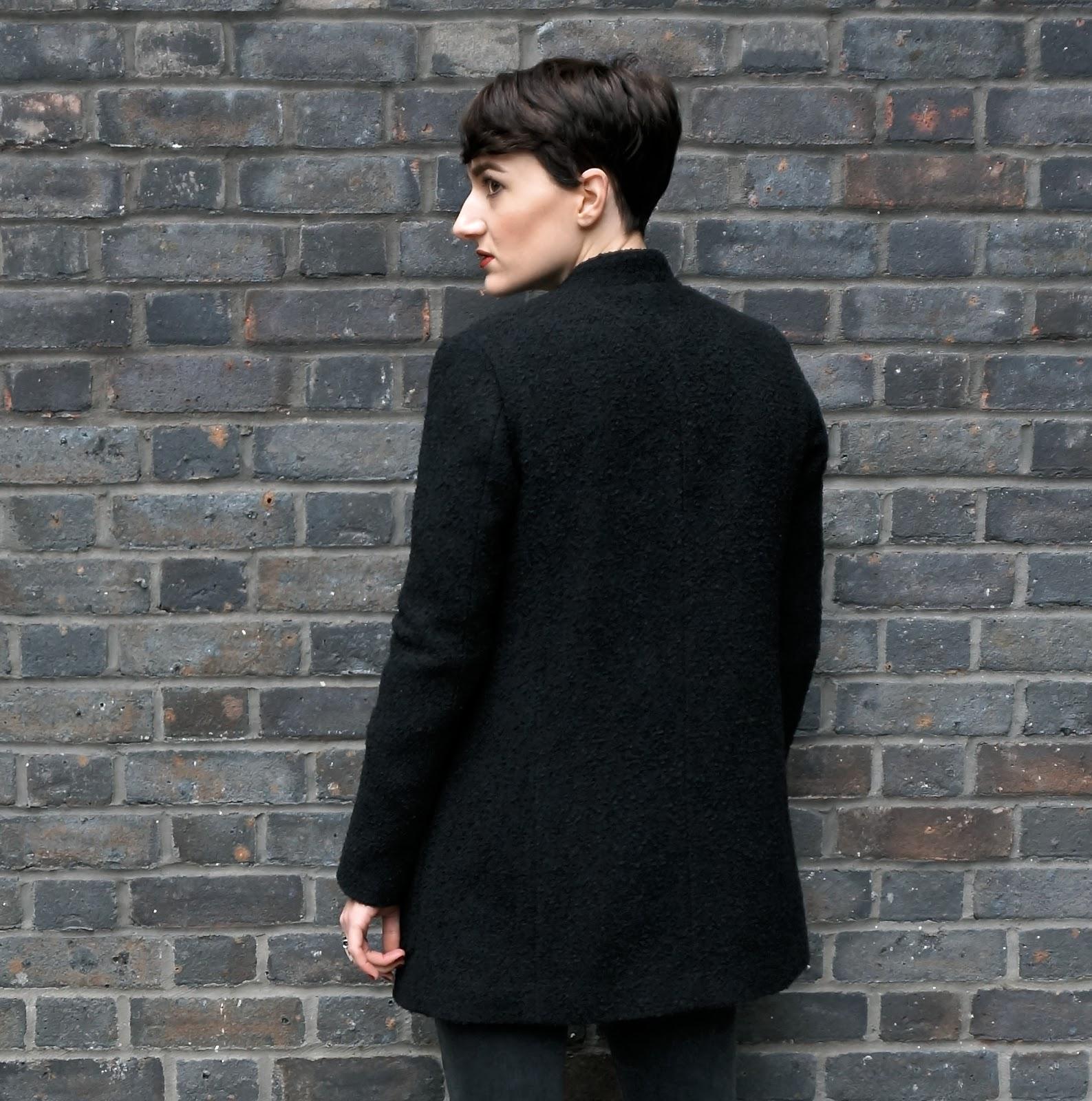 Les cours de blogueuses Modes Uniqlo x Carine Roitfeld lexie blush www.lexieblush.co.uk