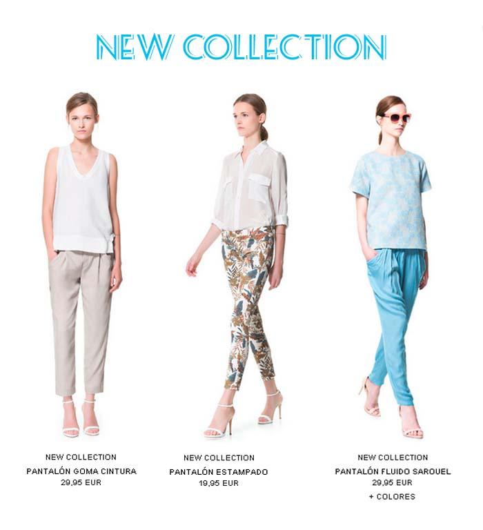 pantalón nueva colección zara