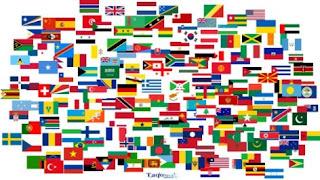 Daftar Negara-negara di Dunia Beserta Benua dan Ibukotanya
