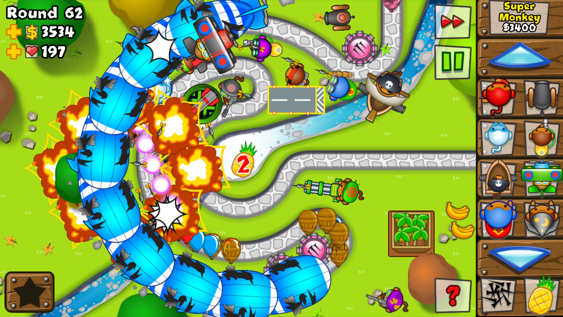 Play Bloons Tower Defense 3 Ninjakiwi Ninja Kiwi | Share The ...