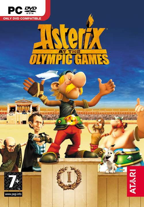Watch Astérix at the Olympic Games Full Movie Free Online ...