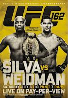 UFC 162 Silva vs. Weidman