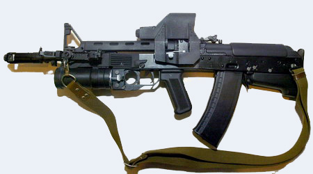 A-91 Vepr