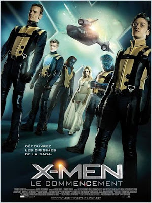 X Men: Le Commencement streaming vf