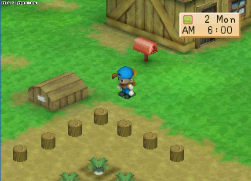YUDHI's games: HARVEST MOON BACK TO NATURE PS1 BAHASA INDONESIA (FOR PERSONAL COMPUTER/PSX)