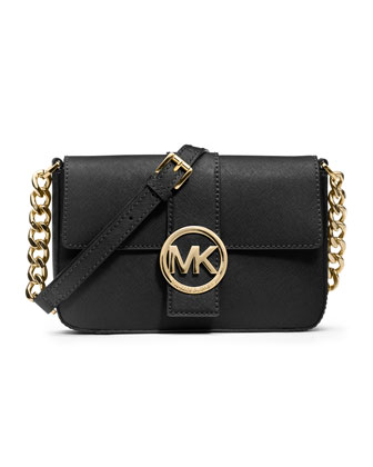 black and gray michael kors bag ya6d  Michael Kors Bag Giveaway!