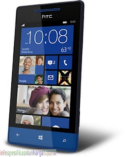 Harga HTC 8S (HTC Rio) Windows Phone Terbaru 2012