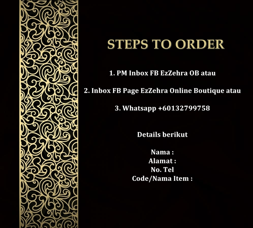 STEP TO ORDER