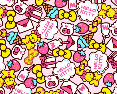 Gambar Wallpaper Hello Kitty HD Terbaru