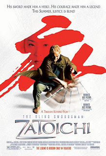 The Blind Swordsman: Zatoichi by Takeshi Kitano