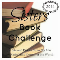Sisters Book Challenge 2014