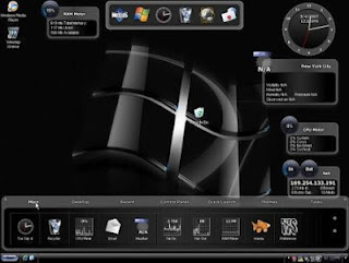 Windows XP Pro SP3 Black Edition