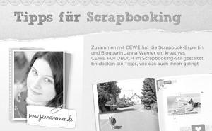 Scrapbooking Tipps