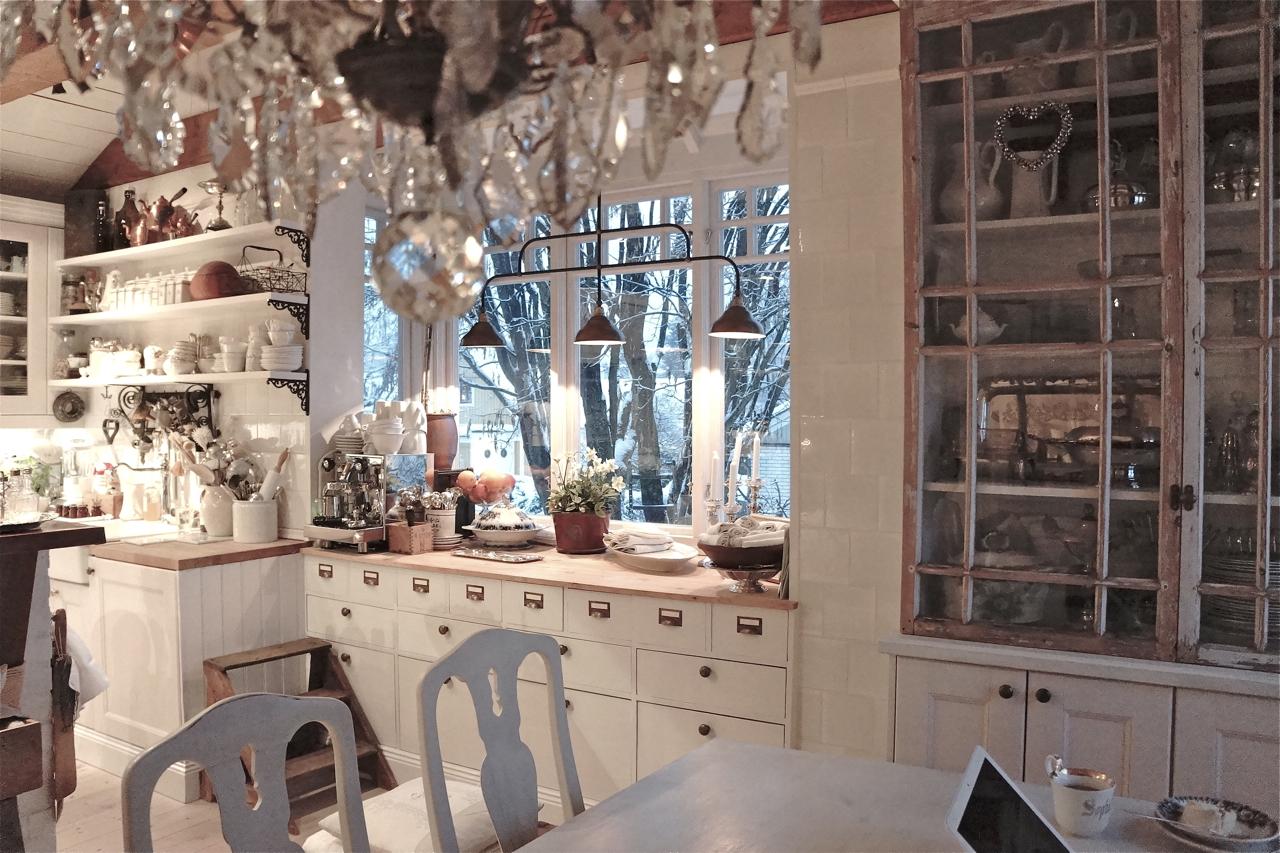 Quando Ho Visto Questa Cucina Non Ho Resistito: è Bellissima  #486A83 1280 853 Foto Di Cucine Arte Povera