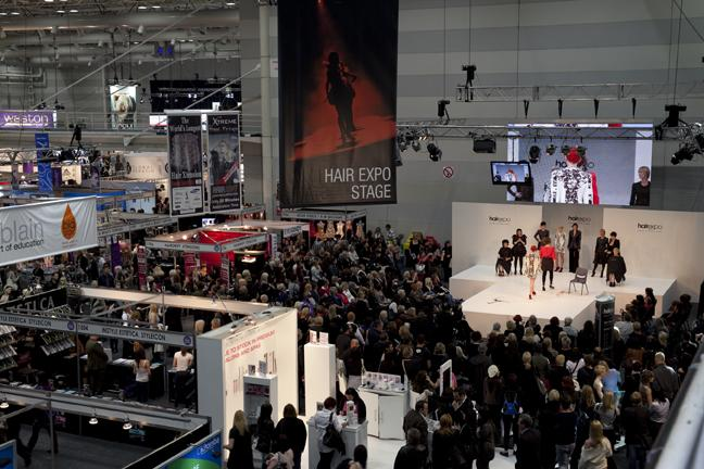 "Hair Expo Stands : Exhibitions trade shows how to have a ""hair raising"