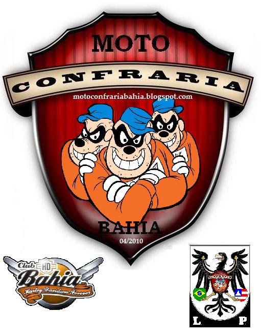 MOTO CONFRARIA BAHIA