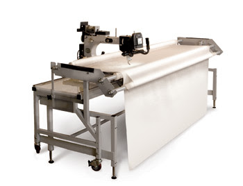 rent arm quilting machine