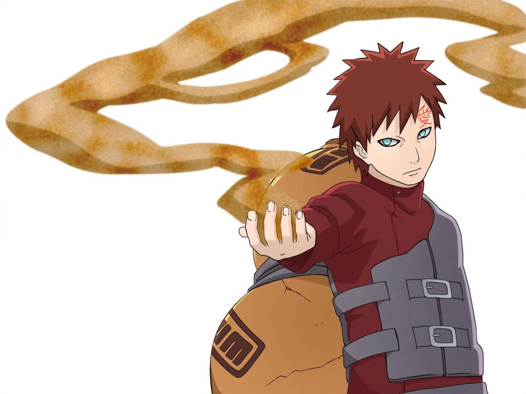Naruto Wallpapers: The Kazekage :Gara