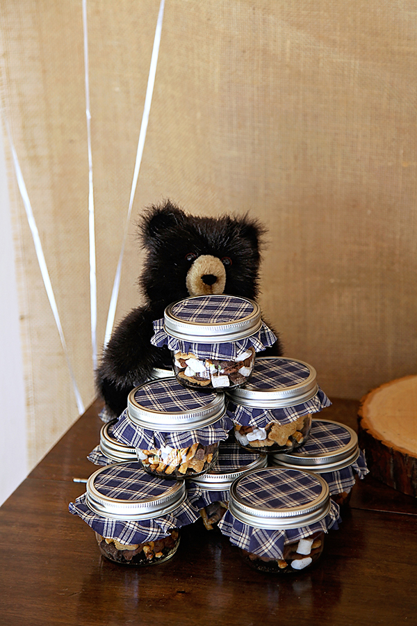 Bear Theme 1st Birthday!  Party Favors