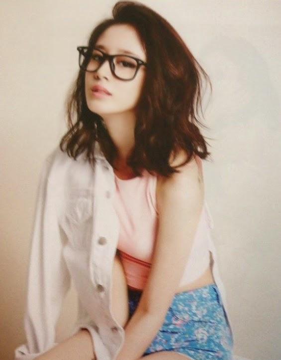 t-ara jiyeon elle korea magazine