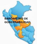 BARÓMETRO GOBERNABILIDAD