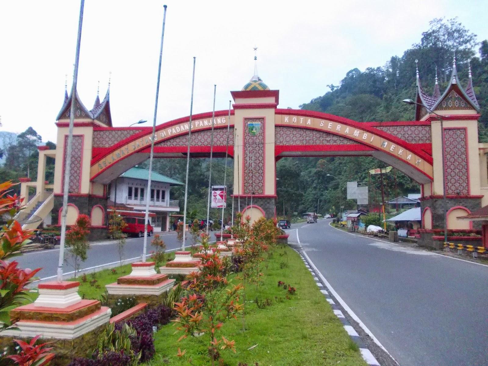 Wisata Alam dan Budaya Wilayah Sumatera Barat