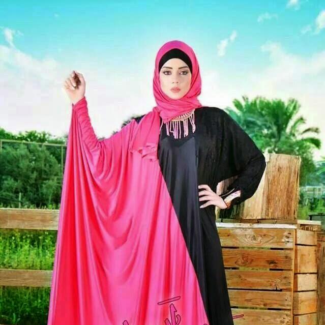 Chic hijab style