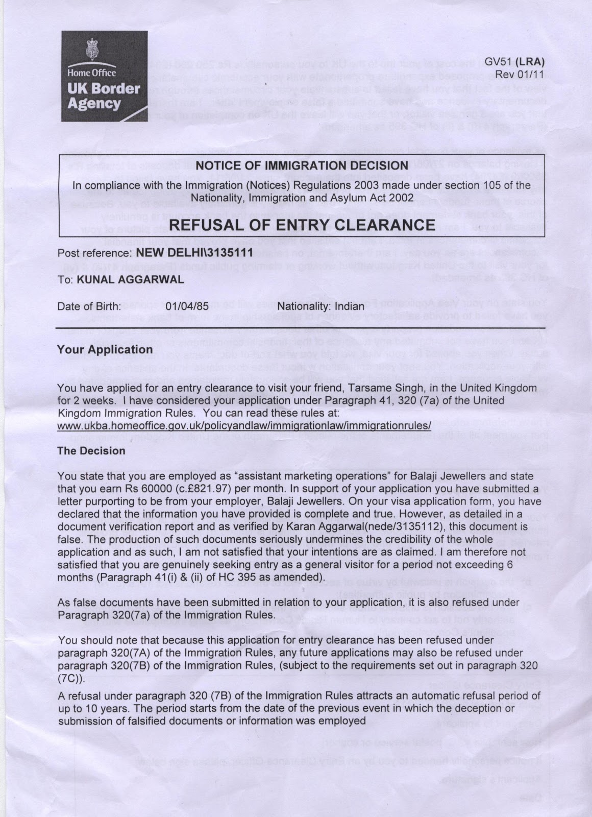 Sample Employment Certification Letter For K 1 Fiance Visa