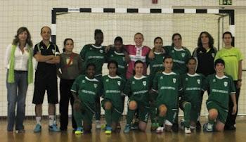 Juniores Femininas 2010/2011