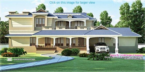 3400 sq-ft luxury villa