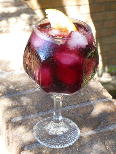 Cookistry Whole Foods Friday Sangria