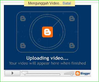 cara memasukkan video youtube ke blog