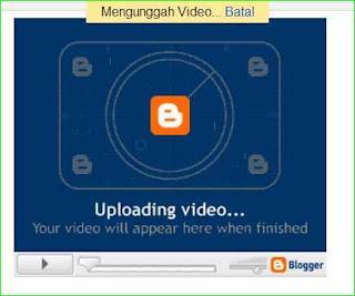 cara memasukkan video youtube ke blog
