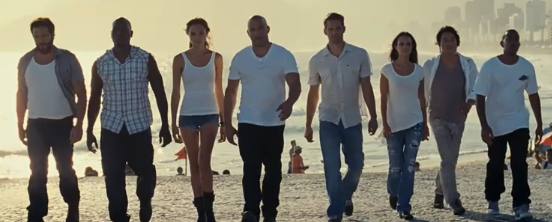 Trailer Breakdown: FAST FIVE